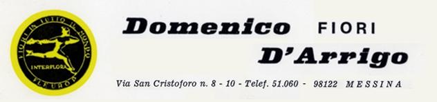Fiori Domenico D'Arrigo