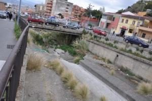 Messina - Copertura definitiva del torrente Annunziata: un vecchio problema