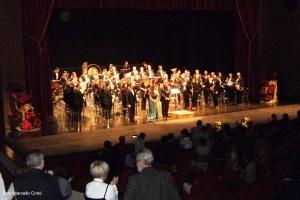 Il Concerto di fine anno al Teatro Mandanici di Barcellona Pozzo di Gotto