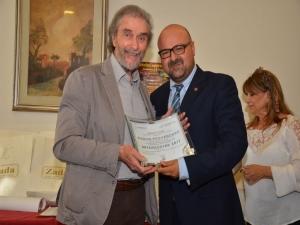 """ARTEINCENTRO - Menzione D'onore attribuita alla poesia NR.8 """"LA VERTIGINE"""" di MARISA PROVENZANO di Catanzaro."""