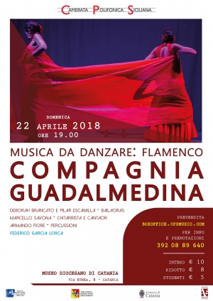 DOMENICA 22 APRILE ore 19 - Museo Diocesano - P.zza Duomo  - Catania