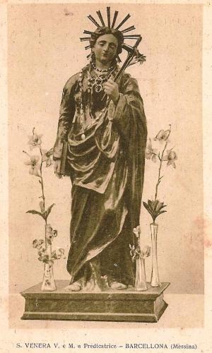 Il culto di santa Venera nel barcellonese