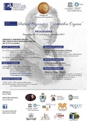 Viagrande(CT) - Villa Manganelli Biscari e il Festival omaggio a Bellini