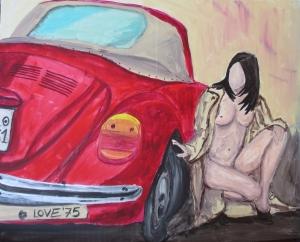 ARIANNA COX conquista il pubblico di Berlino con la sua arte