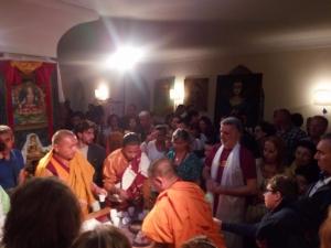 Anche Renato Accorinti per la charity al  SICILY Tibet Festival al PARCO Ducale