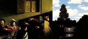 Caravaggio e Magritte .Forza d'Agro', Me.Fondazione Divina Belllezza domenica 20 maggio ore 18.00
