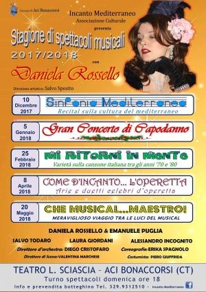 Gran concerto ad Aci Bonaccorsi il 5 gennaio