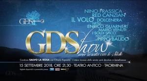 Salvo La Rosa, Pippo Baudo, Il Volo a Taormina sabato al Teatro Antico. Un charity show d'eccellenza.
