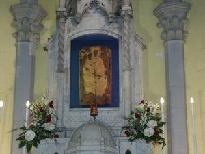 Messina 3 giugno 2017. Inizio della novena della Madonna di Montalto.
