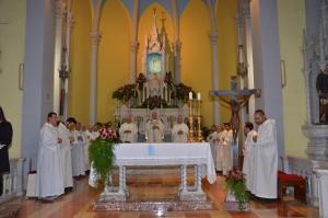 Grande festa al Santuario di Montalto