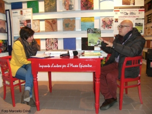 """Per """"Impronta d'autore"""" di scena all'Epicentro l'architetto Mario Benenati e i fumetti"""