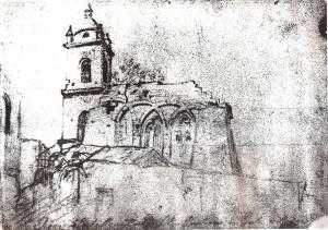 Barcellona Pozzo di Gotto: il Monastero Basiliano di Gala, riedificato nel 1105, oggi è in stato di degrado