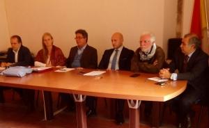 """E' una vittoria di tutta la Sicilia"""": conferenza stampa alla Soprintendenza del Mare dopo l'annullamento del parco eolico nel golfo di Gela"""