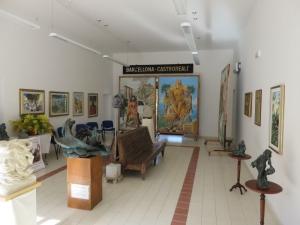 Si è conclusa la mostra per i 50 anni di attività artistica del Maestro Giuseppe Messina