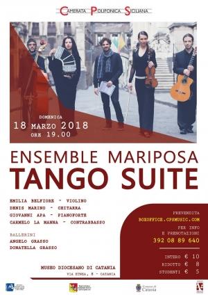 MUSEO DIOCESANOP TANGO WINE AND NOTES.DOMENICA 18 MARZO ore 19 - Museo Diocesano - P.zza Duomo  - Catania