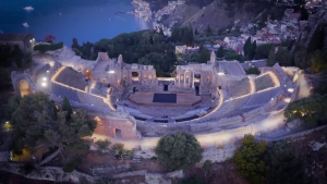 Riapre il 21 Settembre  L'Odeo Romano a Taormina Concerto Jazz