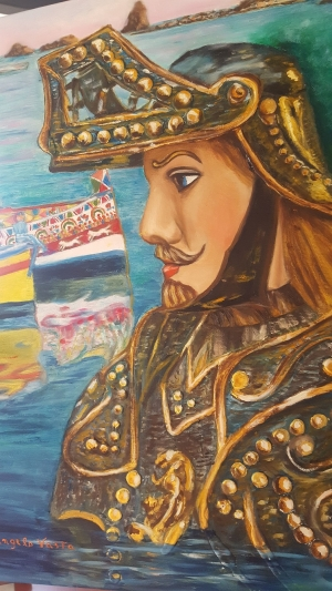 Mostra d' arte  internazionale a Taormina 2a puntata bis