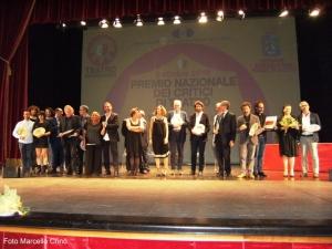 Il Premio Nazionale dei critici teatrali al Mandanici di Barcellona Pozzo di Gotto