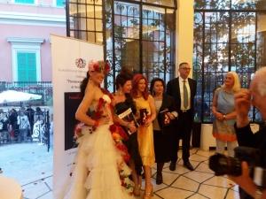 Nicole Rose  protagonista con Promessa d'amore al Castello di San Marco Charming& SPA Hotel di Calatabiano