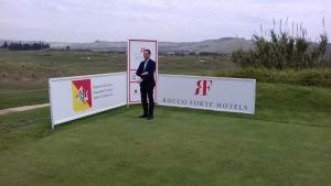 """Rocco Forte Sicilian Open, l'assessore Pappalardo presente alla fase finale del torneo di golf: """"Vetrina per la Sicilia con ricadute turistiche"""""""