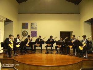 Barcellona Pozzo di Gotto: consegnato all'Ensemble di chitarre Arcangelo Corelli il Premio Michele Giamboi