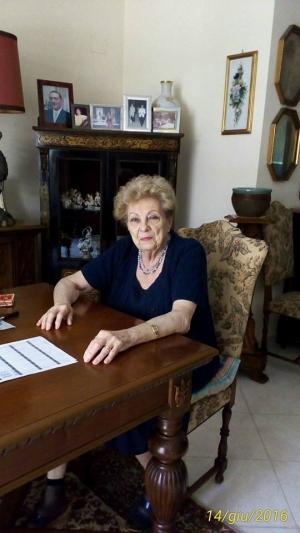 E' deceduta Luisa Clerici Bagozzi