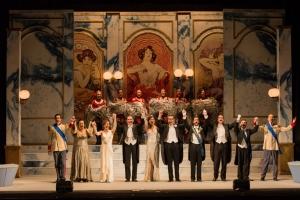 La vedova allegra al Teatro Mandanici di Barcellona Pozzo di Gotto