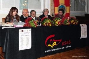La V°edizione del Premio Nazionale di Poesia dell'Asas di Messina