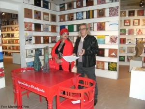 Barcellona Pozzo di Gotto: inaugurata a Gala la XXIV Esposizione nazionale Artisti per Epicentro
