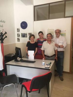 Nella mattinata di domenica 23 luglio si è svolta a Milazzo la Giornata di prevenzione cardiovascolare presso la Piazza Sacro Cuore di Gesù.