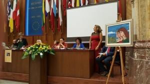 """Messina – Presentata l'antologia poetica """"Donne"""" Voci Nel Vento  ideata da Fortunata Cafiero Doddis"""