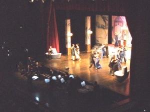 Consensi di pubblico per La vedova allegra al Teatro Mandanici di Barcellona