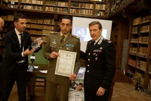 """Premio Internazionale """"Nassiriya per la pace"""" 2017 premiati anche due militari della Brigata """"Aosta"""". Premiato il messinese Colonnello Alfonso Zizza Direttore Sanitario della Brigata """"Aosta"""""""