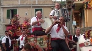Ricordi del passato  di Domenico Sergi  (Villafranca Tirrena - Me)