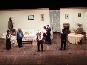 """Messina - """" Quaterna sicca"""" commedia in tre atti di Salvatore De Meo Costantino, portata in scena dalla compagnia teatrale """" la caravella"""" diretta da Pippo Castorina."""