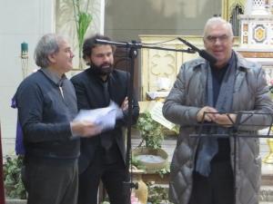 """Giovanni Puliafito e Giuseppe Ramires  Un musicista e un latinista per """"Il Poema di Enea - Aeneis, Liber IV"""""""