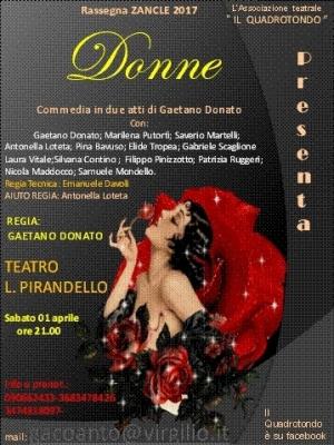 Il Teatro a Messina.
