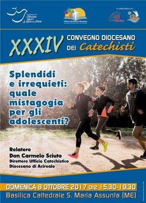 DOMENICA 8 OTTOBRE, IN CATTEDRALE,IL XXXIV CONVEGNO DIOCESANO DEI CATECHISTI