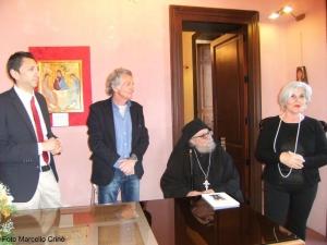 Le Icone di Eugenio Cotrupi esposte nel Villino Liberty di Barcellona Pozzo di Gotto