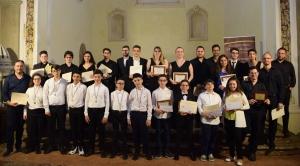 Barcellona Pozzo di Gotto: tutti i vincitori del Premio Placido Mandanici all'Auditorium San Vito
