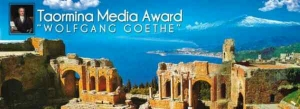 """""""Taormina media award"""" ideato da Dino Papale al Teatro Antico di Taormina per il giornalismo internazionale"""