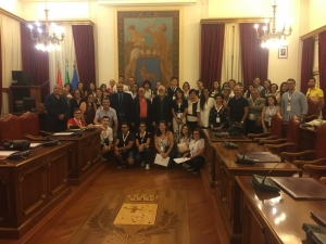 "TAOBUK ED AGENZIA GIOVANI ""Challenges 4 Youth"": I Giovani protagonisti a Taormina"