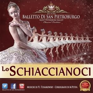 Barcellona Pozzo di Gotto: Lo Schiaccianoci al Teatro Mandanici con il Balletto di San Pietroburgo