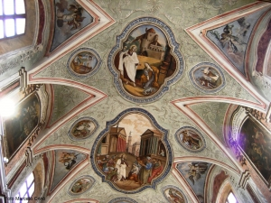 Restaurati gli affreschi della chiesa di San Giovanni a Barcellona Pozzo di Gotto