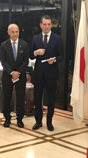 """L'assessore Pappalardo a Tokyo: """"Notevole e brillante successo della Sicilia nella Tourism Expo. Continuiamo a promuovere la nostra Regione"""""""