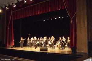 Rita Botto e la Banda di Avola al Teatro Mandanici di Barcellona Pozzo di Gotto