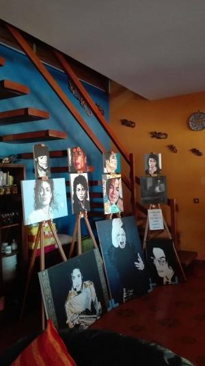 La Sicilia festeggia il compleanno di Michael Jackson, con grande successo e beneficenza a Palermo. Presente la giornalista Francesca Rossetti
