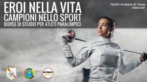 Sicilia: 9 Marzo 30.000 euro a favore degli atleti disabili siciliani meritevoli  attraverso i tagli di stipendi dei parlamentari 5 STELLE ARS