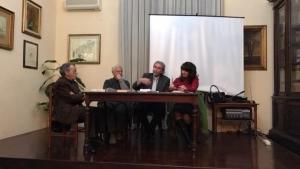 """Messina – 24 febbraio 2017 – ore 17.30 Evento letterario al Gabinetto di Lettura  promosso dall'Associazione Culturale """"Hortus Animae""""."""