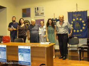 Il sogno di Toloma di Nino Famà presentato a Barcellona Pozzo di Gotto